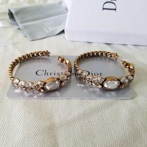 Dior evolution earrings